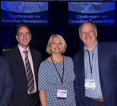 Conference on Canadian Stewardship group photo